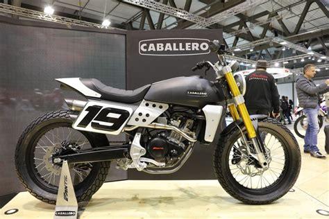 FANTIC MOTOR CABALLERO AD EICMA - Bikers Costa Sorrentina