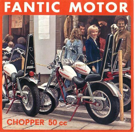 Fantic Motor Concord Chopper 50, Flyer | Moped Photos ...
