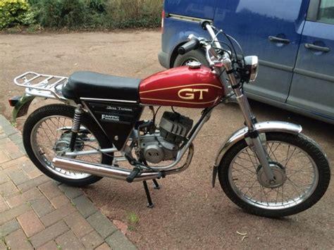 Fantic motor gt super six moped