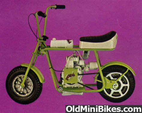 Fantic Motor mini bike with Aspera engine - Page 2