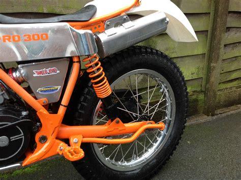 fantic pro 300 twinshock trials bike