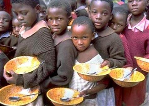 FAO HAMBRE - El hambre aumentó en África subsahariana en ...