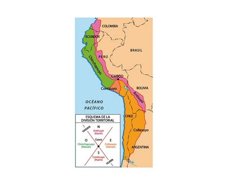 Farallones Sociales: Mapa Incas