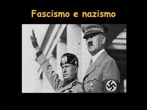 Fascismo e nazismo.   ppt carregar