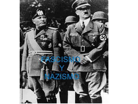 Fascismo y nazismo   Adrian Franco Cabrera V.2