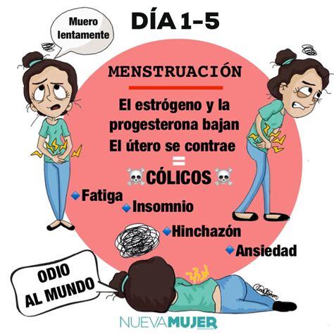 Fases del ciclo menstrual de las mujeres: ¿qué ocurre ...