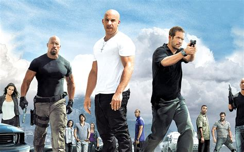 Fast and Furious 5 Wallpaper for Widescreen Desktop PC ...