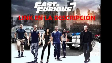 Fast and Furious 7 (A Todo Gas 7)[[VER ONLINE]] 2015 - YouTube