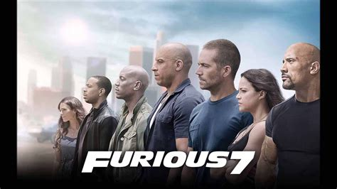 Fast and Furious 7 movie hd poster images | Latest HD ...