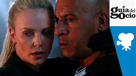 Fast and Furious 8   The Fate of the Furious     Trailer ...