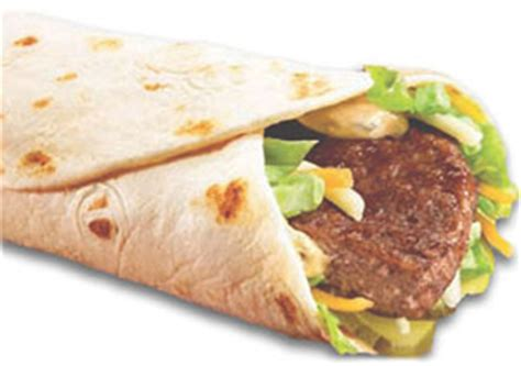 Fast Food Nightmares: McDonald's Big Mac Snack Wrap