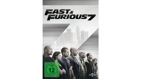 Fast & Furious 7 online bestellen | MÜLLER