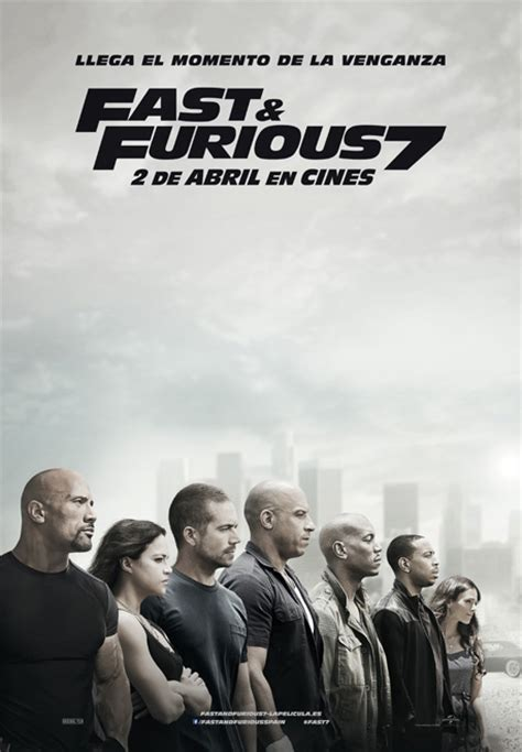 Fast & furious 7   Película   LaButaca.net