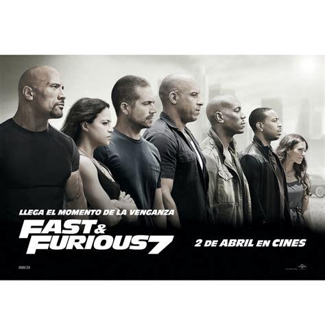 Fast & Furious 7 | Películas | Web Oficial de Turismo de ...