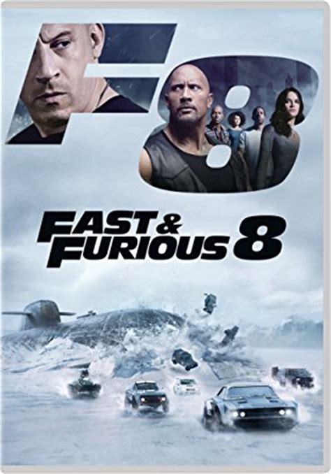 Fast & Furious 8  2017  Película   PLAY Cine