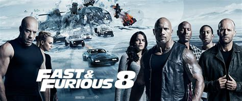 Fast & Furious 8   Carteles de Cine