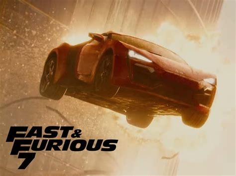 Fast & Furious Furious 7 (2015) Free Movie Download - Free ...
