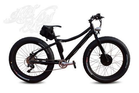 FatAll Bicicleta electrica Fat bike - Bicicletas Eléctricas