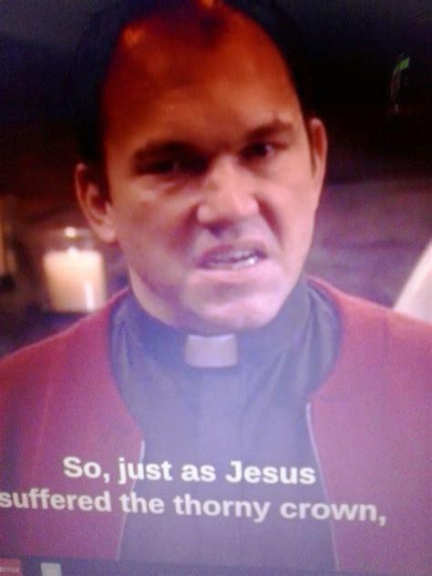 Father Sean Cronin  The Dean of Dicipline | Bernie Mac ...