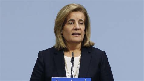 Fátima Bañez, seguirá como Ministra de Empleo y Seguridad