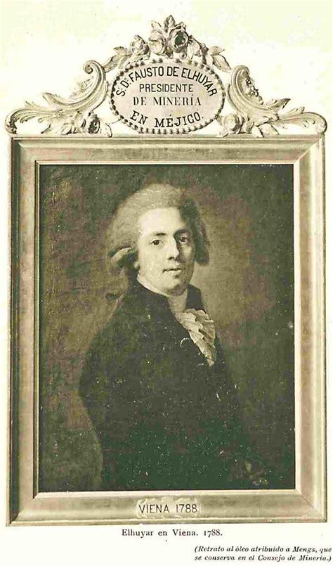 Fausto Delhuyar - Wikipedia, la enciclopedia libre