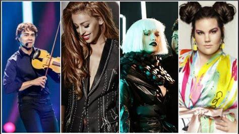 Favoritos Eurovisión 2018: Israel, Bulgaria, Chipre ...