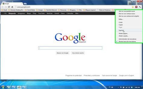 favoritos google