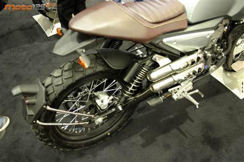 FB Mondial Hipster 125   Intermot   Moto 125 cc
