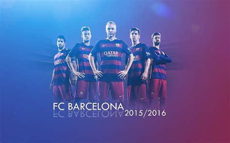 FC Barcelona 2015 2016 Nike Football Kit HD Fondo de ...