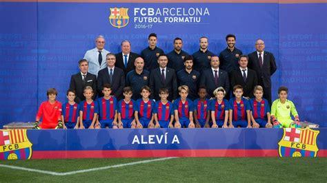 FC Barcelona   Alevín A   2016 / 2017   FC Barcelona
