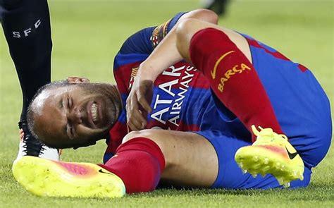 FC Barcelona: Andrés Iniesta estará dos semanas de baja