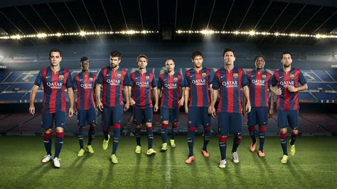 FC Barcelona Football club Team Wallpapers | HD Wallpapers ...
