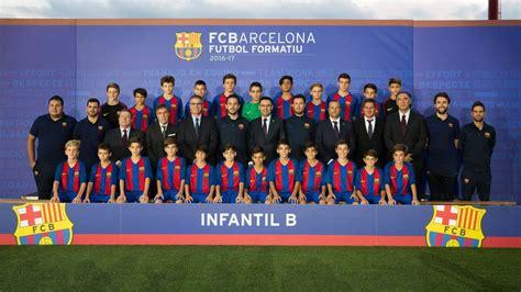FC Barcelona - Infantil B - 2016 / 2017 - FC Barcelona