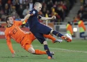 FC Barcelona: Iniesta, a siete años del gol del Mundial y ...