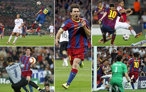 FC Barcelona: Los diez mejores goles de Messi en la ...
