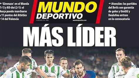 FC Barcelona: MD se mantiene como diario de referencia ...