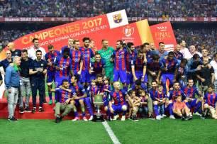 FC Barcelona se consuela con la Copa del Rey | Fútbol ...