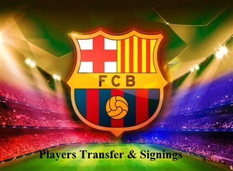 FC Barcelona Transfers List, Players Signings 2017-18 ...
