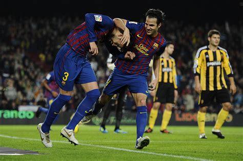 FC Barcelona v Real Zaragoza - Liga BBVA - Zimbio