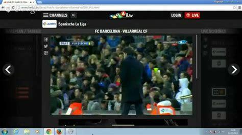 FC Barcelona - Villarreal CF Live Stream - YouTube