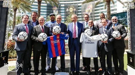 FC Barcelona will play Real Madrid in Miami on 29 July ...