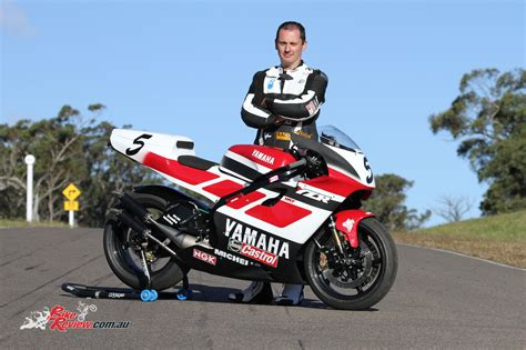 Feature: Ronax - The V4 500cc Two-Stroke - Bike Review
