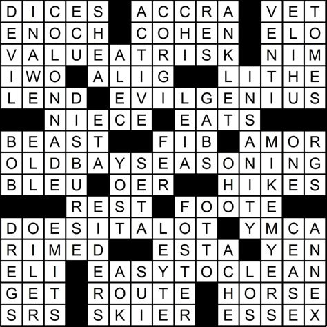 February | 2013 | Matt Gaffney's Weekly Crossword Contest