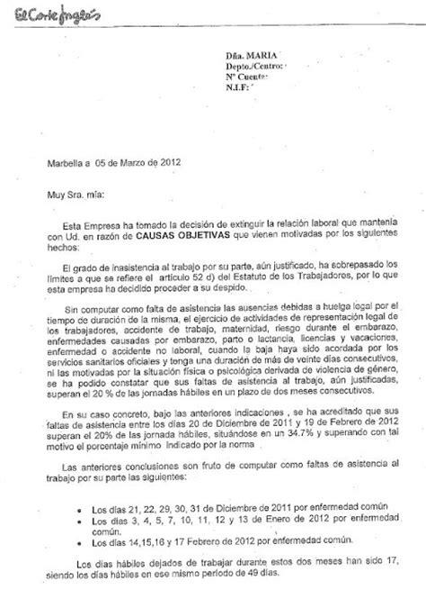 FECOHT GALICIA: Primeros despidos Corte Inglés por ...