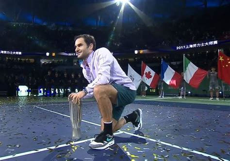 Federer Defeats Nadal for Shanghai Title - Tennis Now