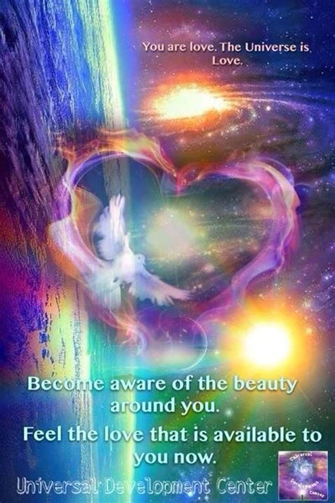 Feel the LOVE that is available to you now. You are Love ...