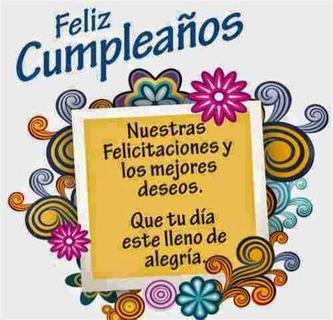 Felicitaciones de cumpleaños originales | Frases de cumpleaños