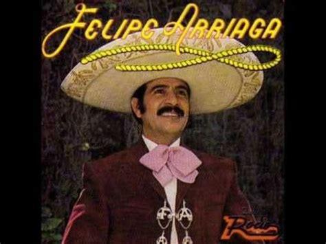 Felipe Arriaga fue un cantante y actor mexicano. Nace con ...