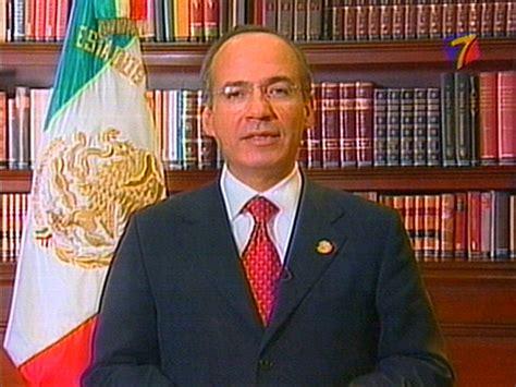 Felipe Calderón Quotes, President of Mexico   World Quotes