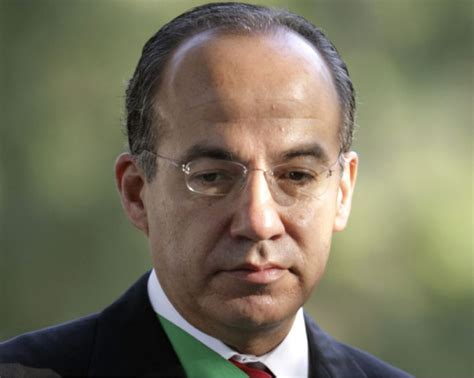 Felipe Calderón   Toronto Star